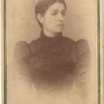 La Baronessa Francesca Tabassi, moglie di Giovanni – n. 1847