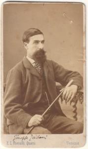Il nobile Ing. Giuseppe, dei baroni Tabassi , n.. 1833