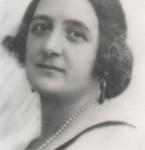 La Baronessa Anna Tabassi, moglie di Giampietro – n. 1883